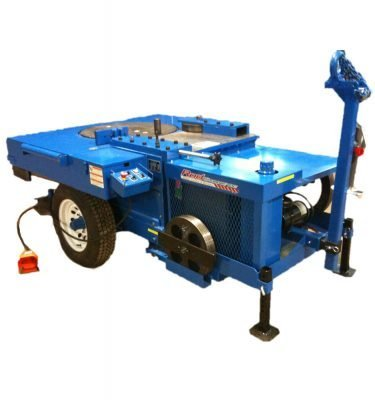 Portable Bender Rotary Turbo Diesel 18 bar Multi Directional