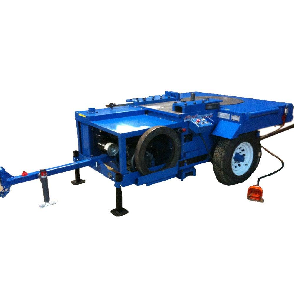 Portable Bender Rotary Turbo Diesel 18 bar Multi Directional