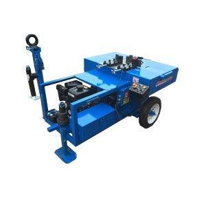 Portable Cutter Bender Rotary Diesel 8 Bar