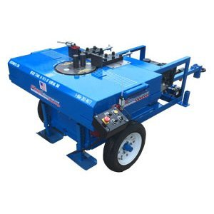 Portable Cutter Bender Rotary Diesel 8 Bar
