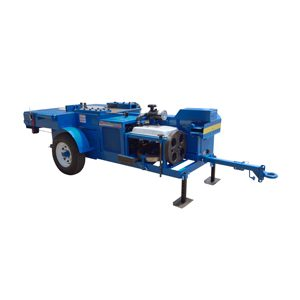 Portable Cutter Bender Rotary Diesel 18 bar Dual Control, Multi Directional