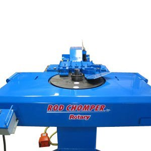 Rotary Cutter Bender Electric 11 Bar Multi - Directional