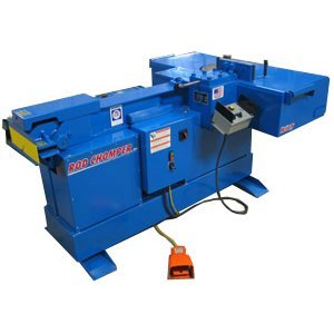 Rotary Cutter Bender Electric 8 Bar High Speed