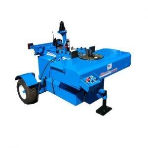 Portable Cutter Bender Rotary Diesel 8 bar Dual Control