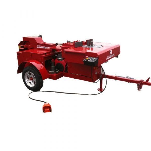 Portable Cutter Bender Rotary Portable Gas 11 bar