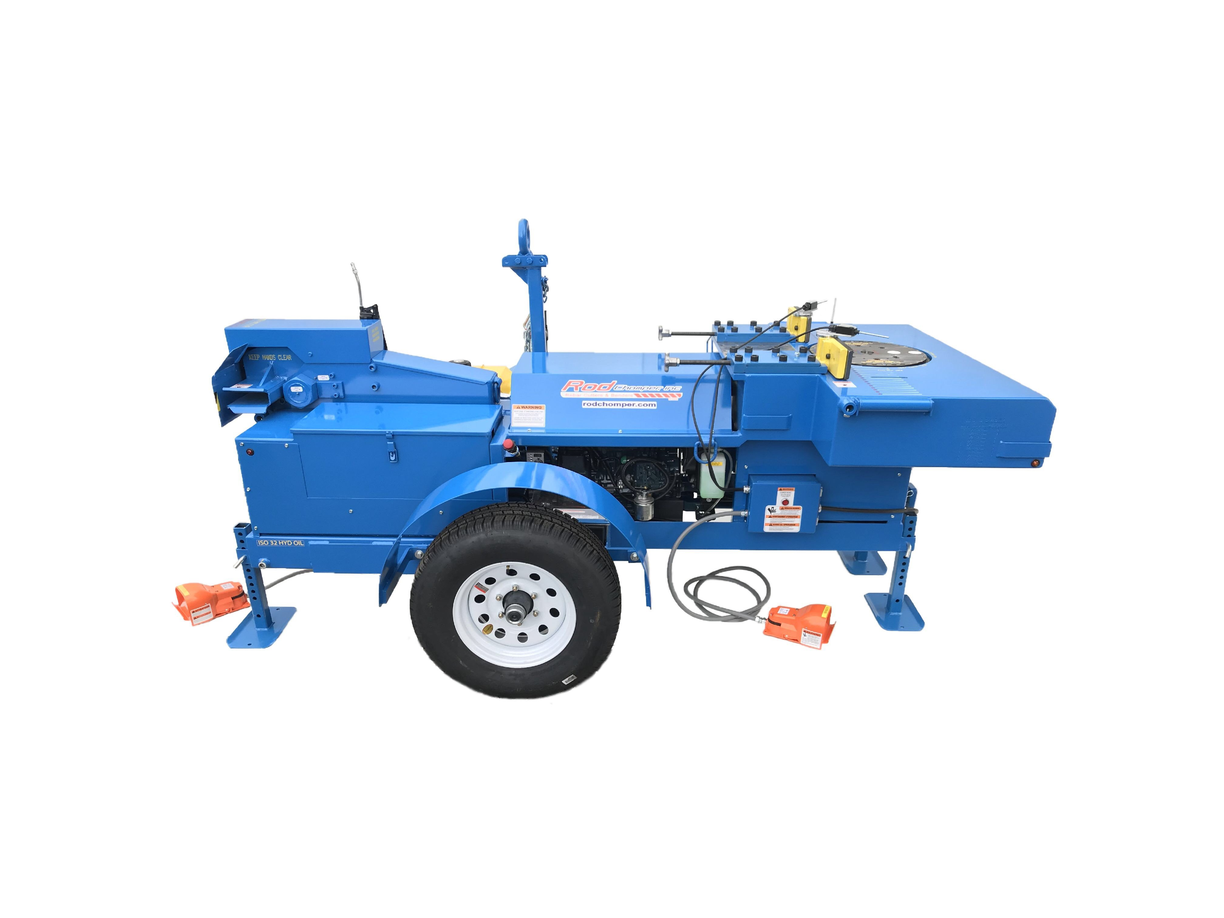 Portable Cutter Rotary Benders