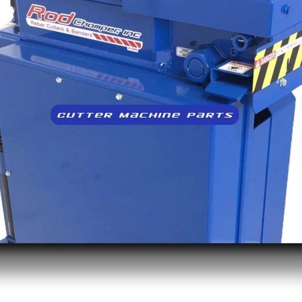 Cutter Machine Parts